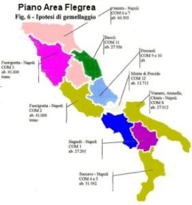 piano flegrei regioni